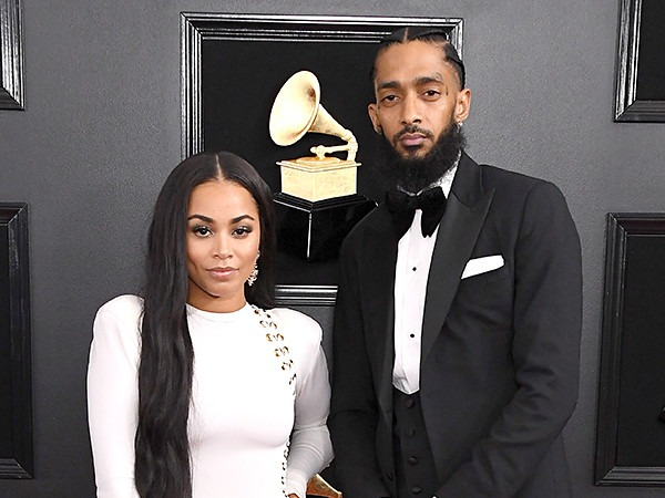 Nipsey Hussle's Girlfriend Lauren London Pays Tribute to Late Rapper on Father's Day