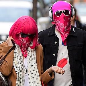 The Bumbys, Not Taylor Swift Joe Alwyn Disguise