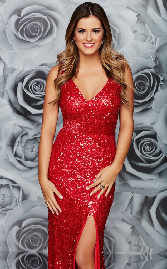 JoJo Fletcher -  JoJo Fletcher, who was the runner up on Ben Higgins' season of  The Bachelor , became the star of  The Bachelorette  in 2016. During the season 12 finale, JoJo got engaged to Jordan Rodgers.