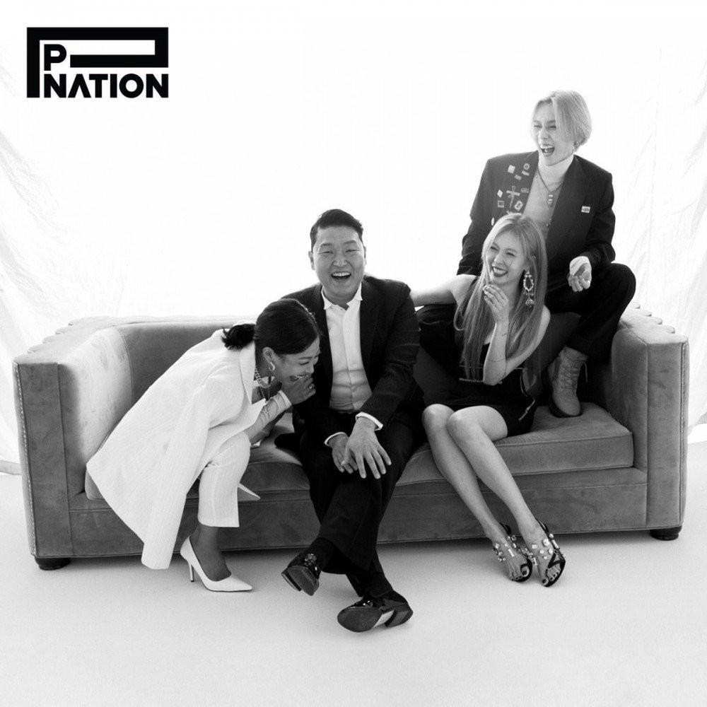 P-Nation, PSY