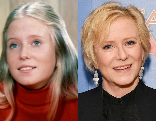 Eve Plumb as Jan Brady...