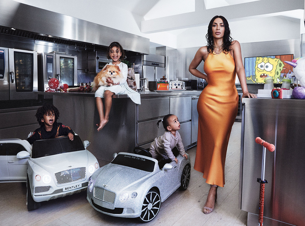 Kim Kardashian, Vogue