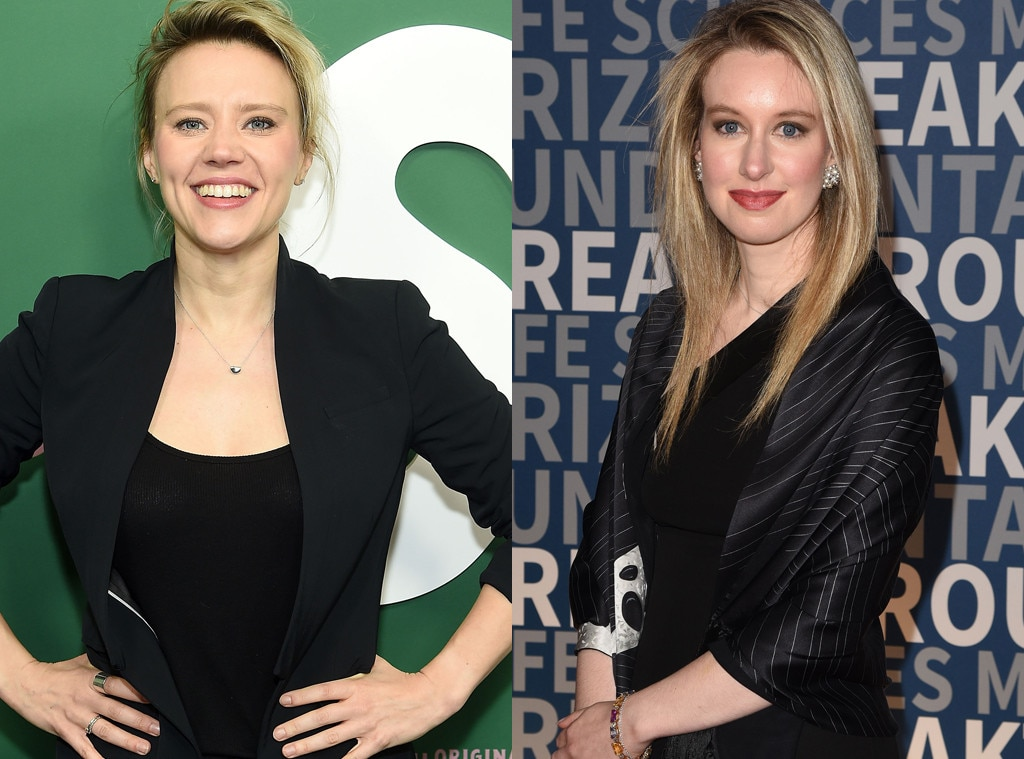 Kate McKinnon to Play Elizabeth Holmes in Hulu Limited Series 'The Dropout'