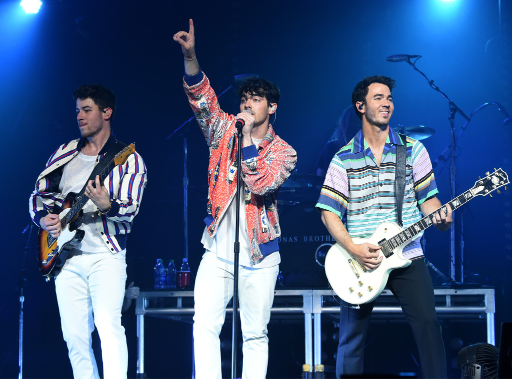 8b4f0ce6f The Jonas Brothers Are Going on Tour: All the Dates and Details | E ...
