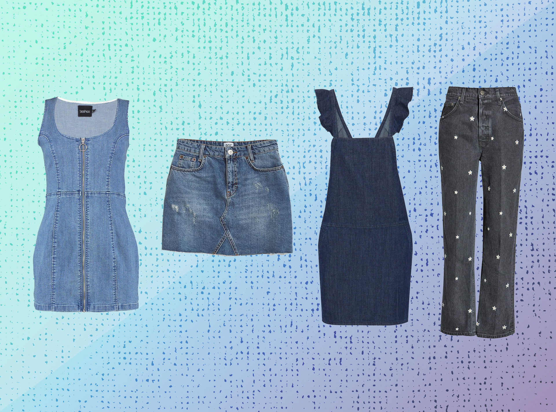 E-Comm: Spring Denim on Sale