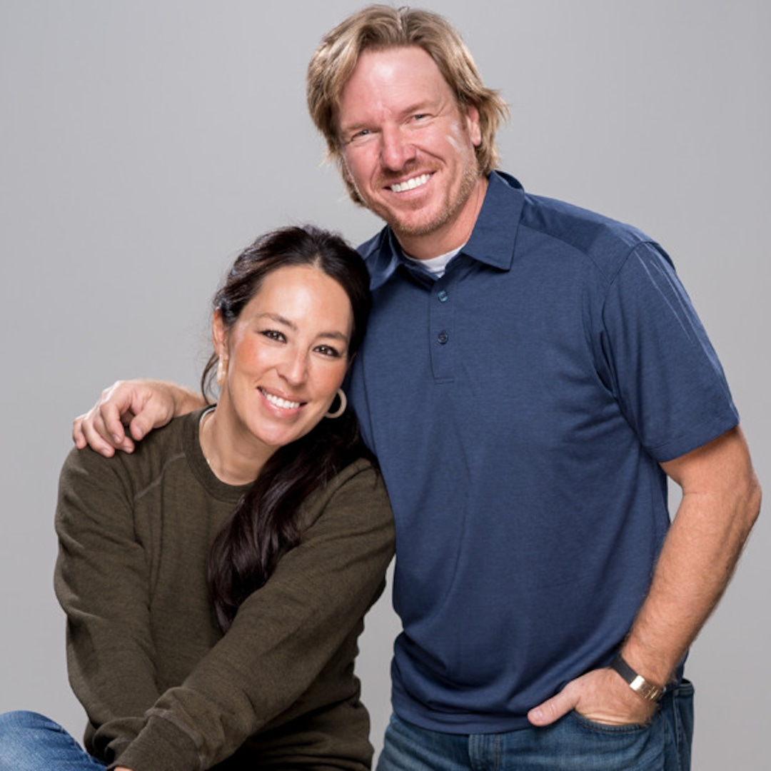 Joanna Gaines and Chip Gaines Laugh Off Reports About Their