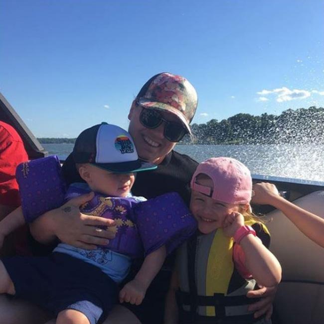 Kelly Clarkson, Kids, River Rose Blackstock, Remington Alexander Blackstock