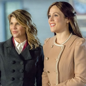 Lori Loughlin, Erin Krakow, When Calls the Heart