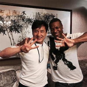 Jackie Chan, Chris Tucker, Reunion, Instagram