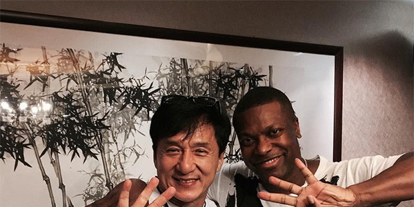 Jackie Chan Denies Signing On For Rush Hour 4 After Chris Tucker