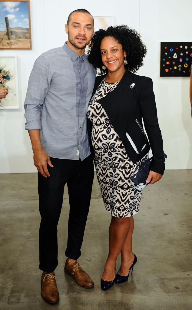 Aryn Drakelee-Williams, Jesse Williams
