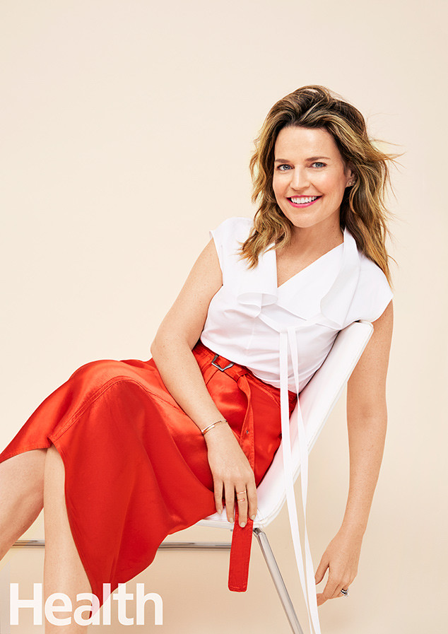 Savannah Guthrie Gets Real About IVF and Self-Acceptance