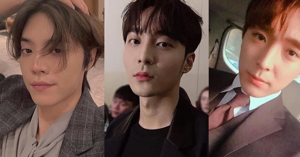 Roy Kim Eddy Kim And Choi Jong Hoon Admit To Taking Illicit Photos E Online Ap