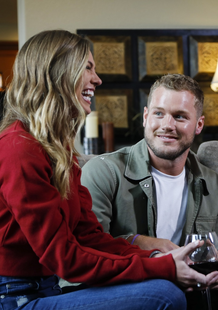 Hannah Brown, Colton Underwood