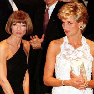 Anna Wintour, Princess Diana