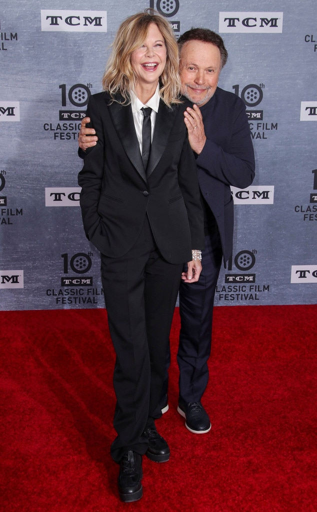 Meg Ryan, Billy Crystal, When Harry Met Sally Reunion