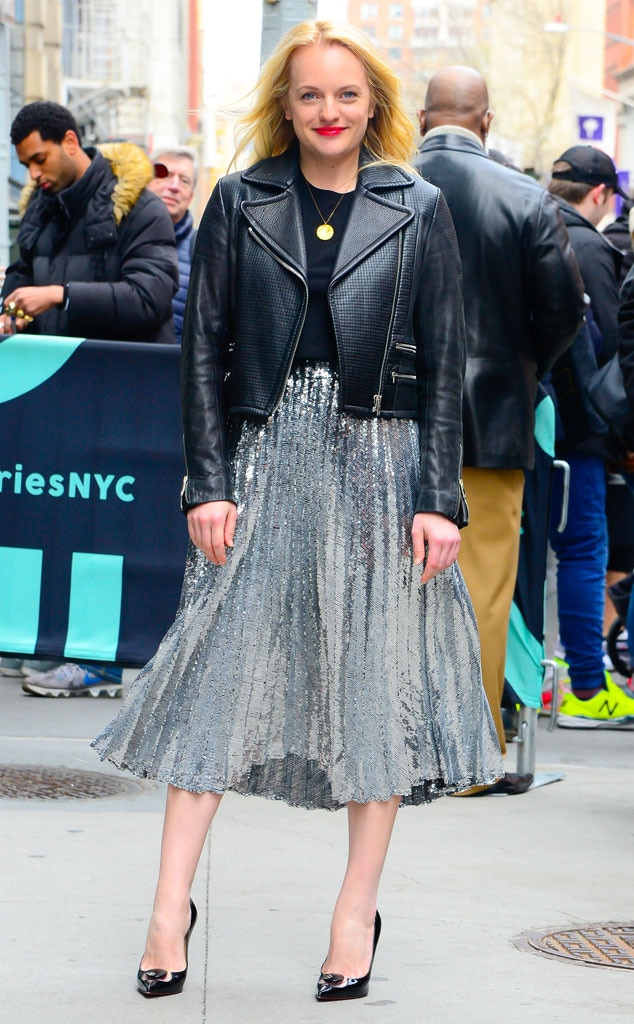 Elisabeth Moss -  Shining bright!