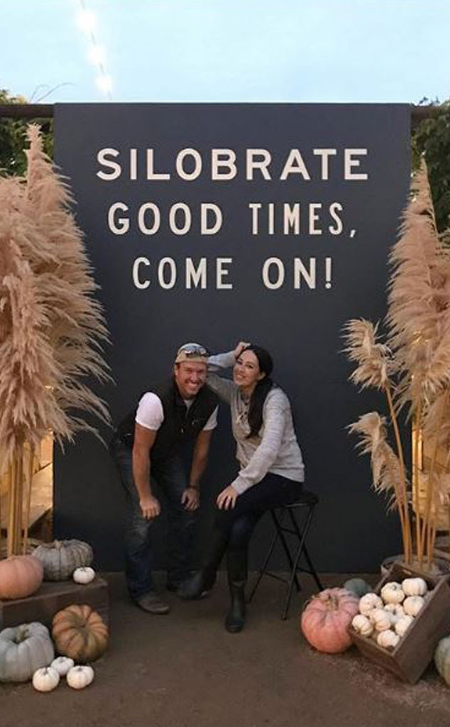 Cake, Kiddos & Shiplap, Oh My! See Joanna Gaines' Cutest Family Moments on Her 41st Birthday