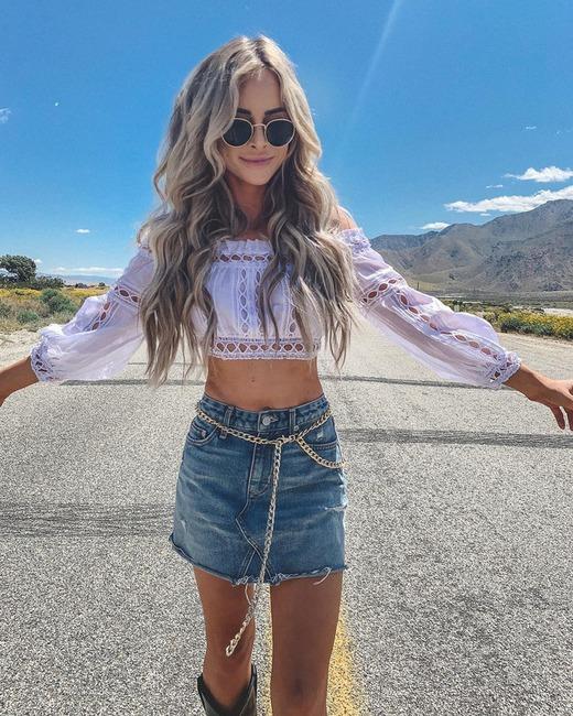 Amanda Stanton, Coachella 2019