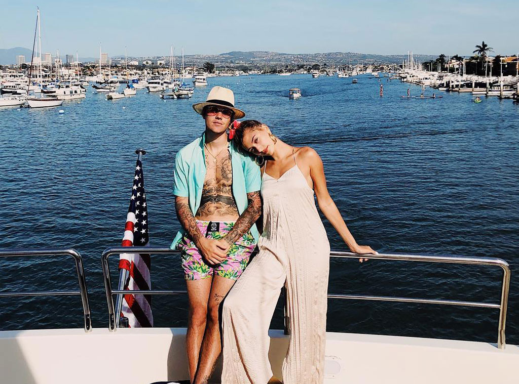 Justin Bieber Makes Cheeky Comment About Hailey Bieber's Body