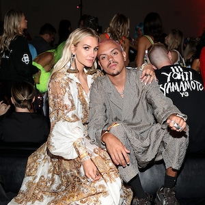 Evan Ross, Ashlee Simpson Ross, Coachella 2019, Party