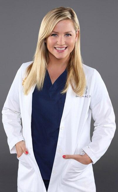 Jessica Capshaw, Grey's Anatomy