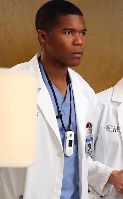 Gaius Charles, Grey's Anatomy