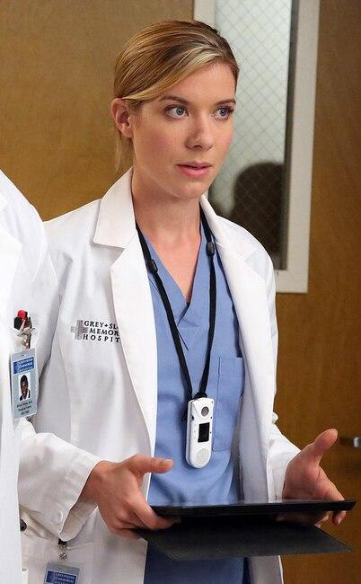 Tessa Ferrer, Grey's Anatomy
