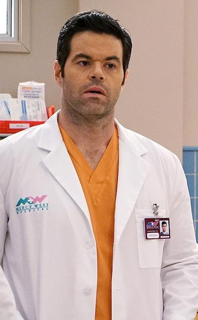 Robert Baker, Grey's Anatomy