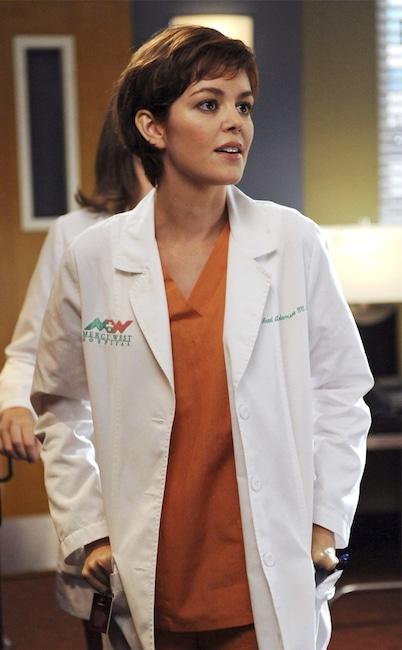 Nora Zehetner, Grey's Anatomy