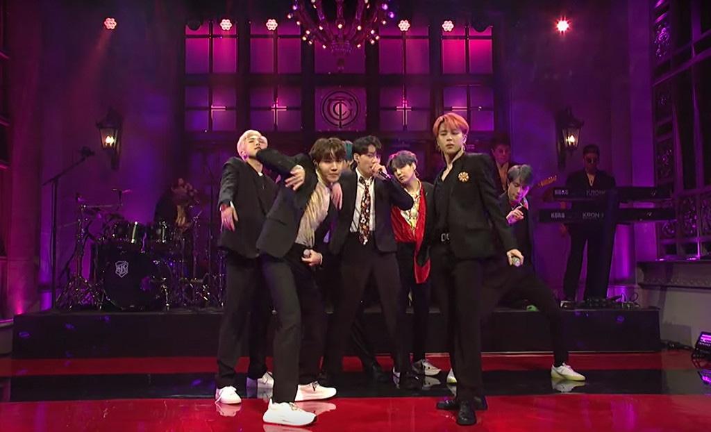BTS, SNL, Saturday Night Live