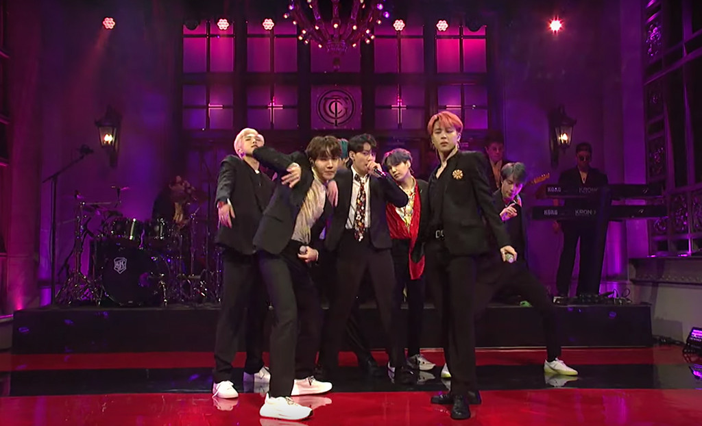 BTS, SNL, Saturday Night Live