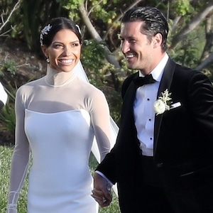 Jenna Johnson, Val Chmerkovskiy, Wedding
