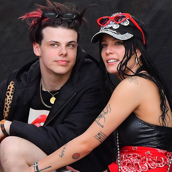 Halsey Reveals She Wrote Her First Love Song For Ex-Boyfriend Yungblud
