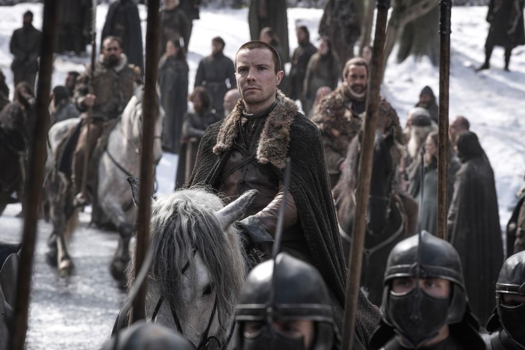 Gendry -  Joe Dempsie as Gendry.