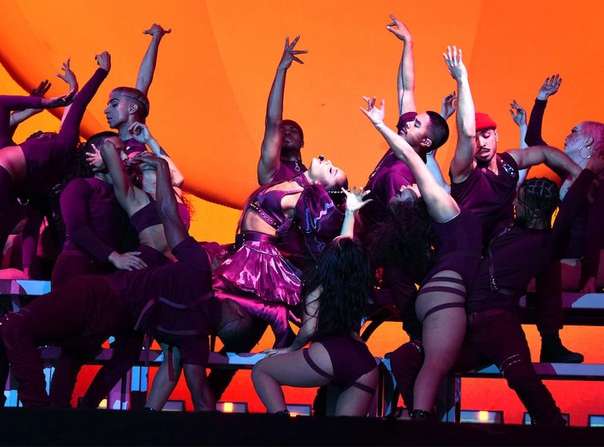 Ariana Grande, God Is A Woman Performance, 2019 Coachella