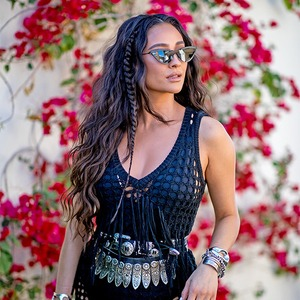 Shay Mitchell, 2019 Coachella, Revolve Festival