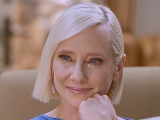 Anne Heche Calls Her <i>Hollywood Medium</i> Reading &quot;A Celebration&quot; During the Season Finale