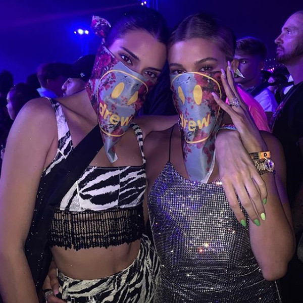How Kendall Jenner and Hailey Bieber Made Coachella 2019 a Weekend to Remember