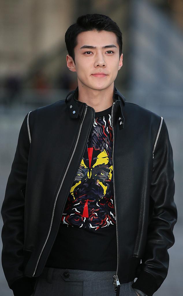 Sehun, Most Followed K-Pop Idols