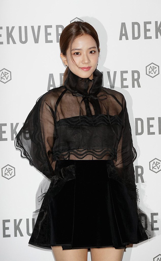 Jisoo, Most Followed K-Pop Idols