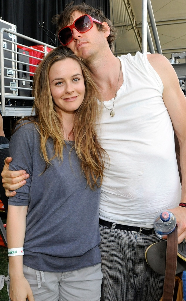 Alicia Silverstone & Chistopher Jarecki from Former ...