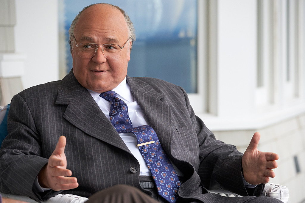 Flipboard: Behold Russell Crowe's disturbing Roger Ailes ...