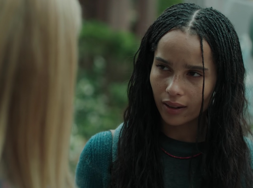 """The Lies Take Their Toll -  In the trailer, Bonnie is seen talking to Madeline about, you know, the big little lie. """"It's going to get us. It's going to get us all,"""" Bonnie says in the trailer."""