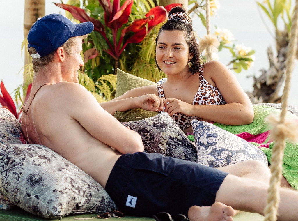 Cat Henesey, Richie Strahan, Bachelor In Paradise
