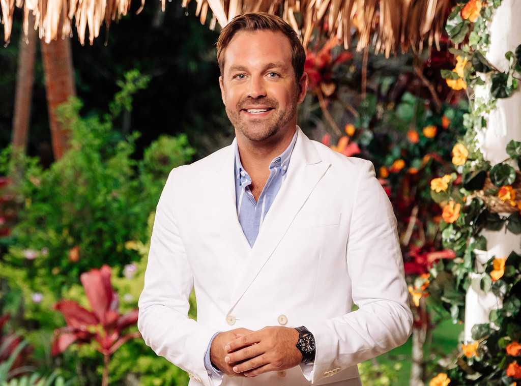 Bachelor In Paradise, James