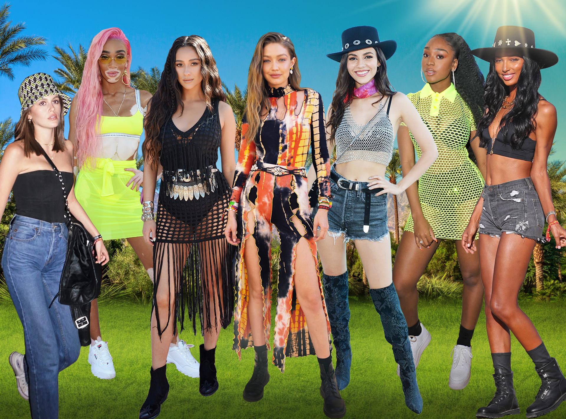 E-Comm: 2019 Celebrity Coachella Trends