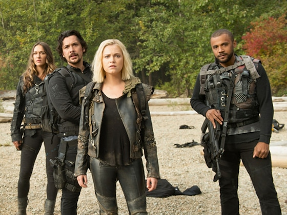 <I>The 100</I>, <i>Roswell</i> Reboot and More Get New Seasons From The CW