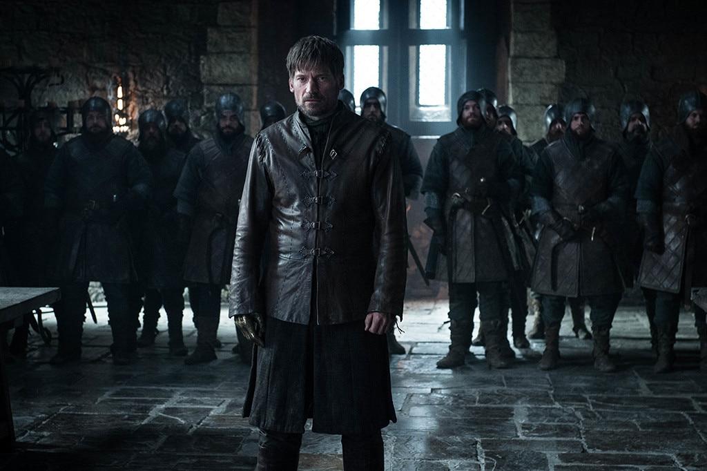 Jaime, Episode 2 -  Nikolaj Coster-Waldau as Jaime Lannister in episode two.