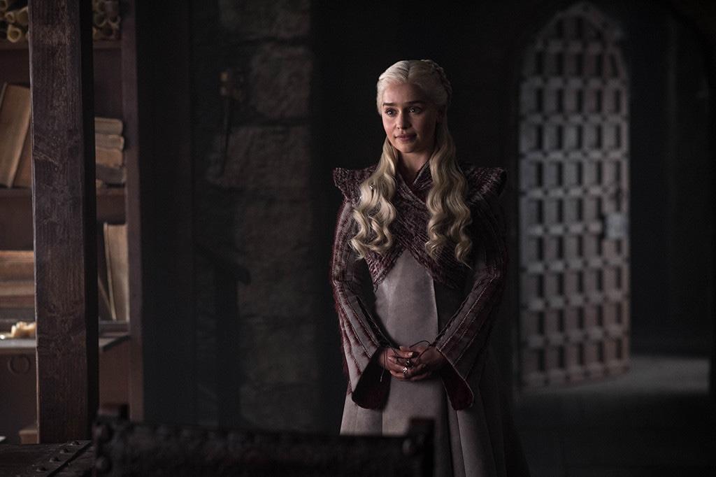 Game of Thrones Episode 2, Daenerys